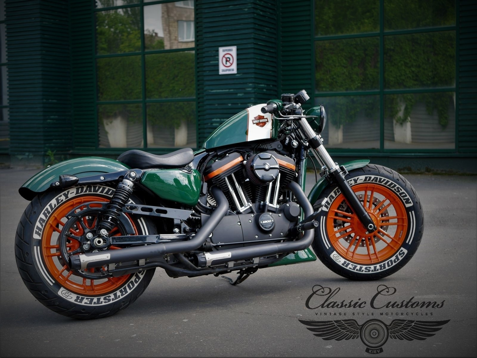 HD Sportster FORTY EIGHT