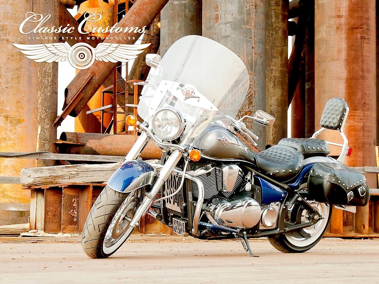 Kawasaki Vulcan 900 Classic edition