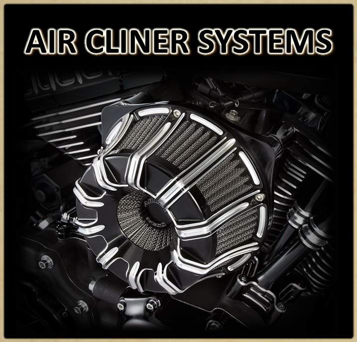 AIR CLINER SYSTEMS для HD Sportster