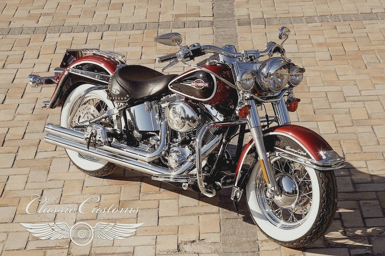 HD Heritage Softail 2006