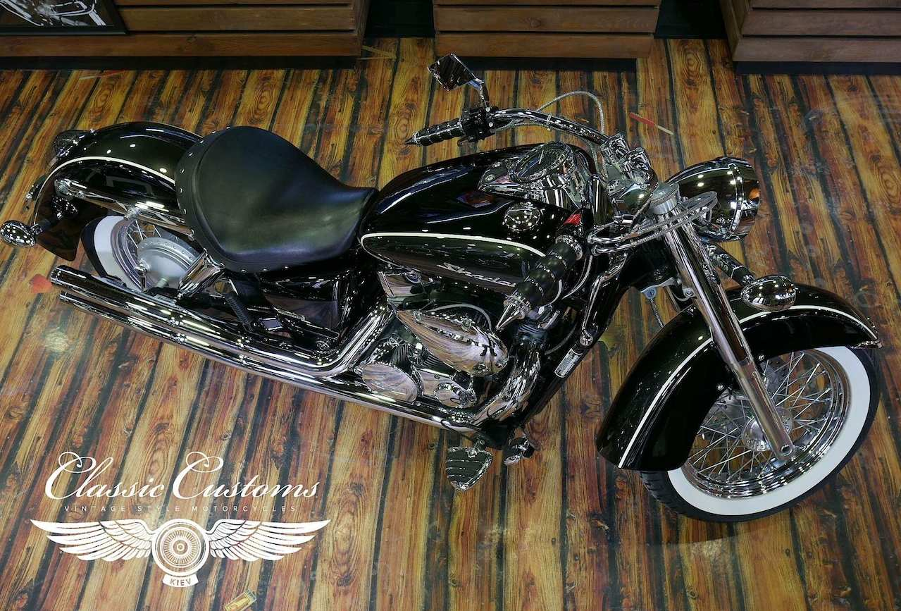 Honda Shadow Aero 750 Elegance edition