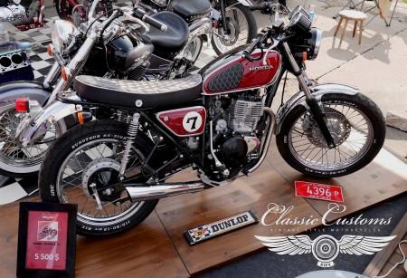 Honda CB400 SS-E