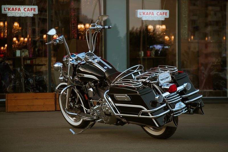 HD Road King 2007 Condor