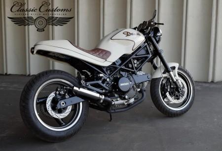 Ducati Monster 620 ПРОЕКТ