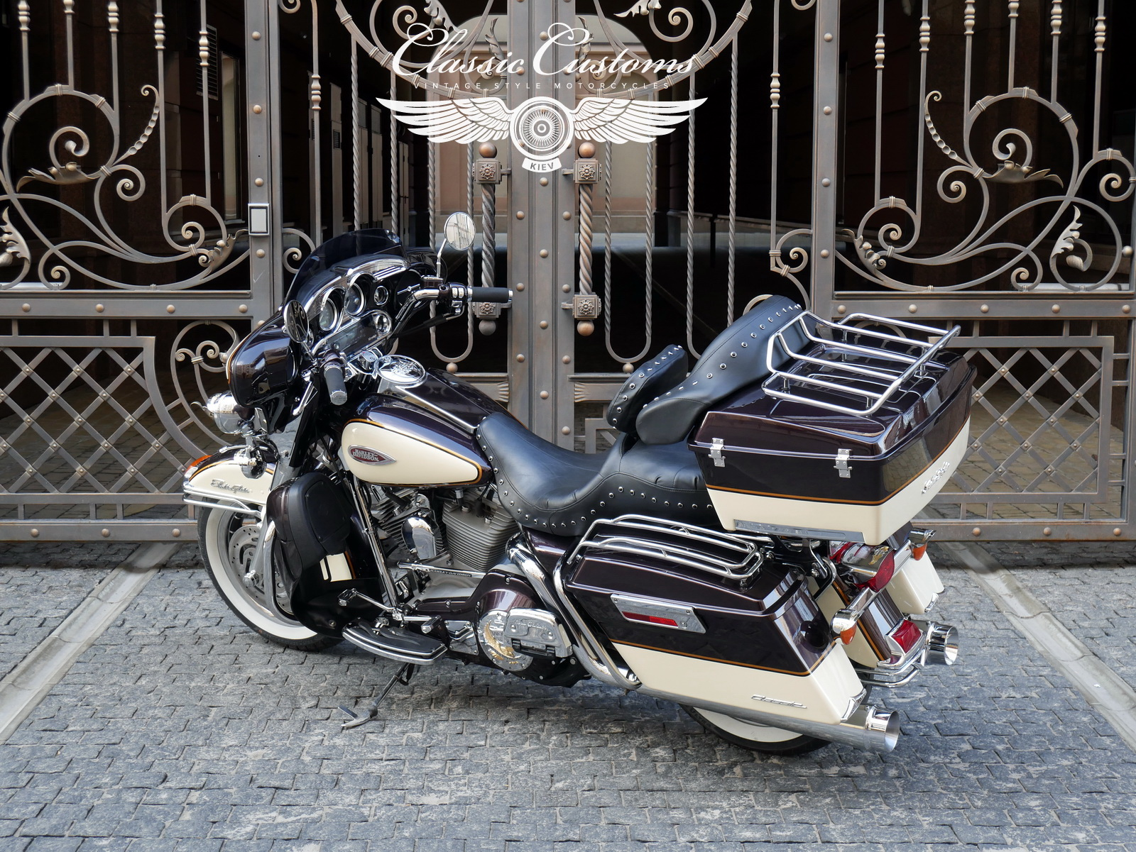 HD Electra Glide Classic 2015