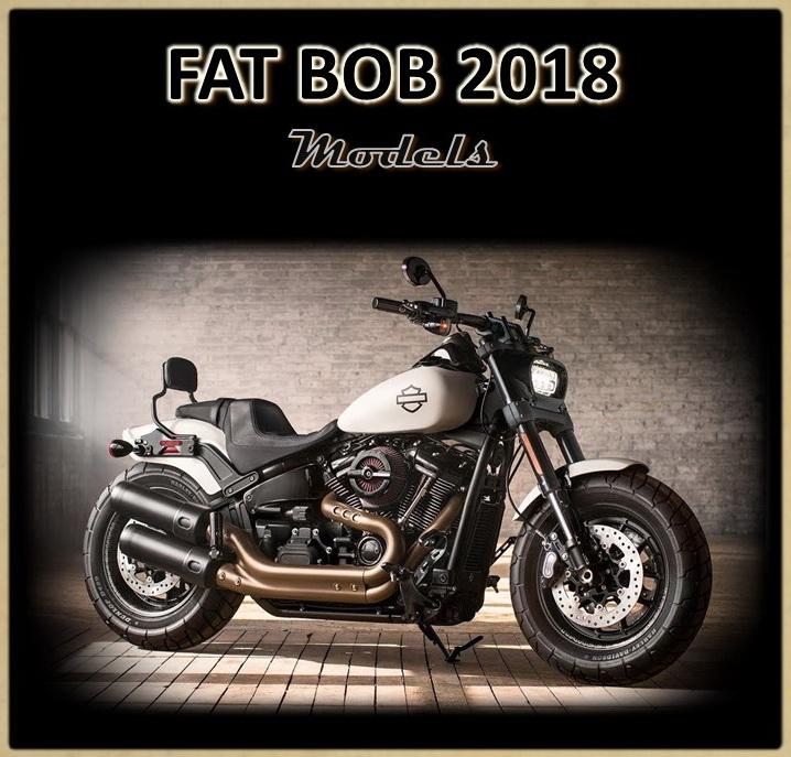 Для моделей FAT BOB 2018