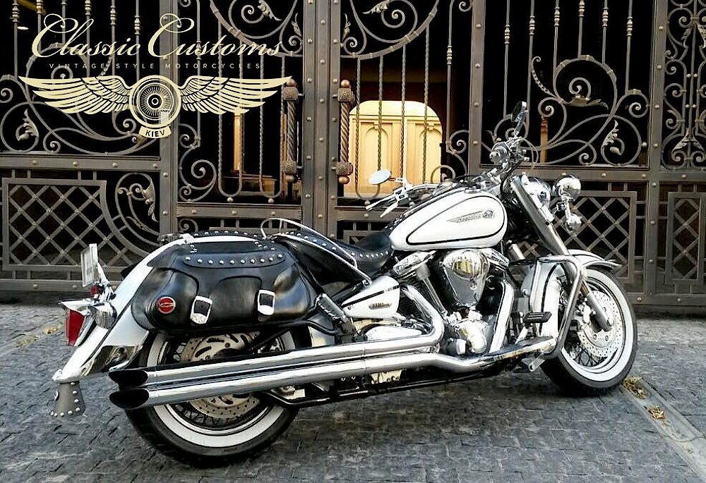 Yamaha Road Star 1600 Hermes
