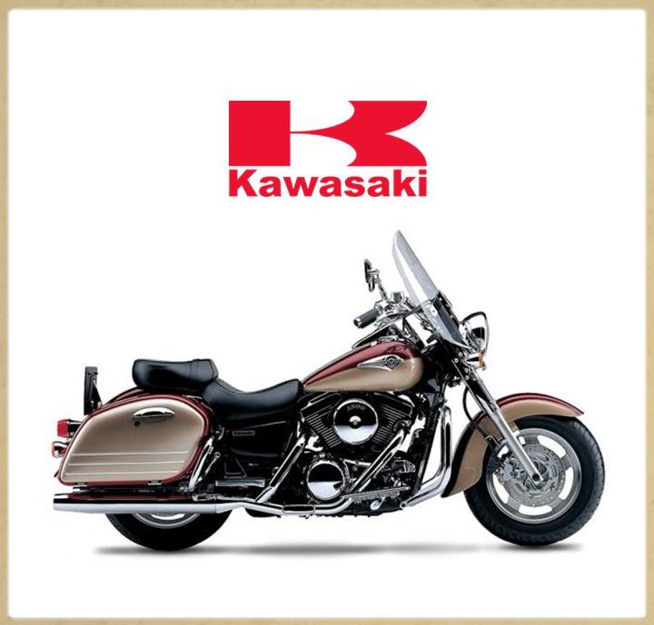Для круизёров KAWASAKI