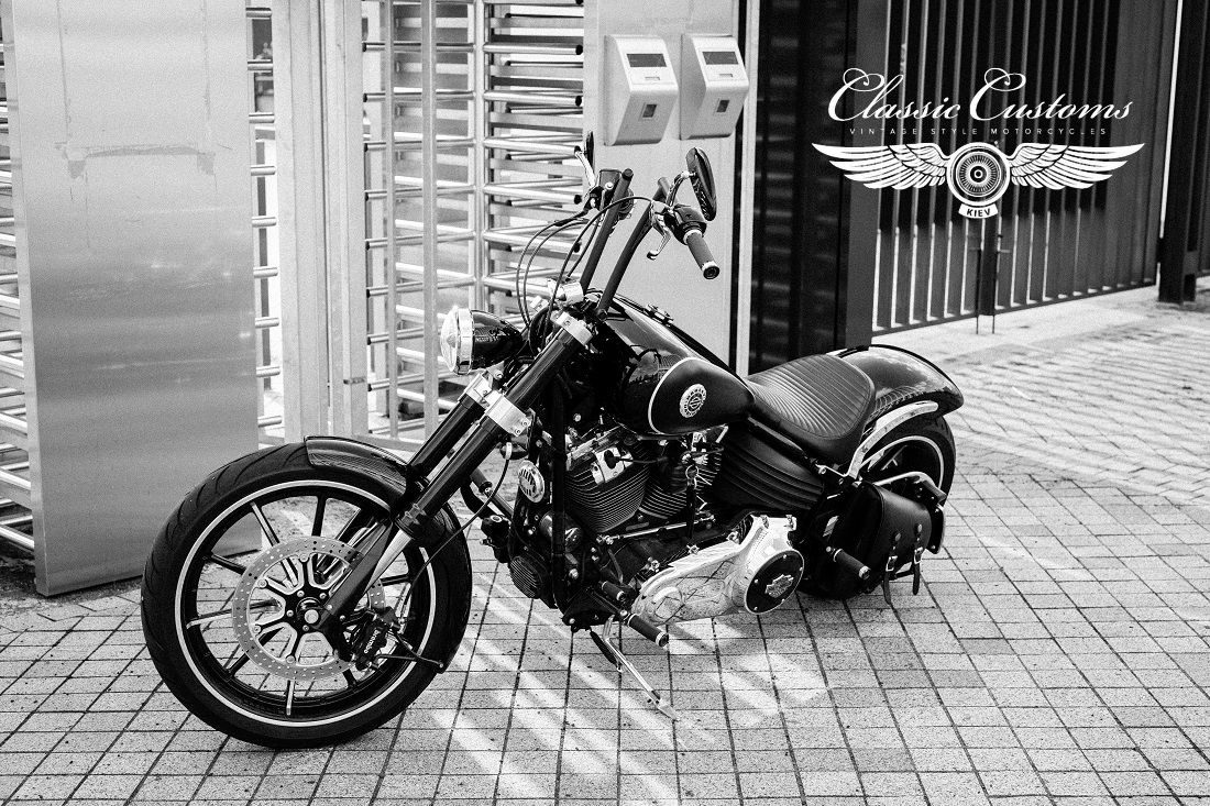 Rocker C Softail 2009