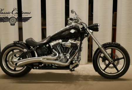 HD Softail Rocker C