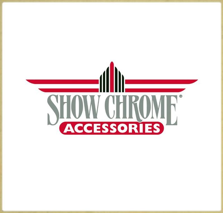 Хром-аксессуары Show Chrome для Yamaha