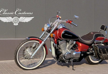 Honda Shadow 750 Spirit