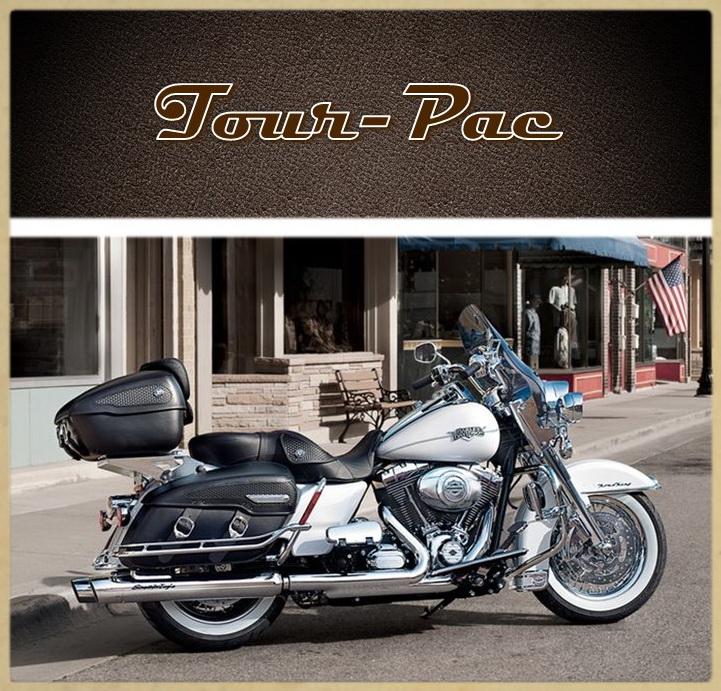 4.11 Tour-Pack для моделей Touring