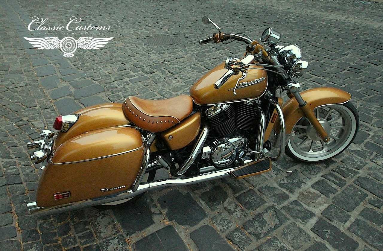 Honda Shadow 1100 Tourer