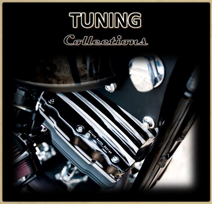 Коллекции тюнинга для HD Touring