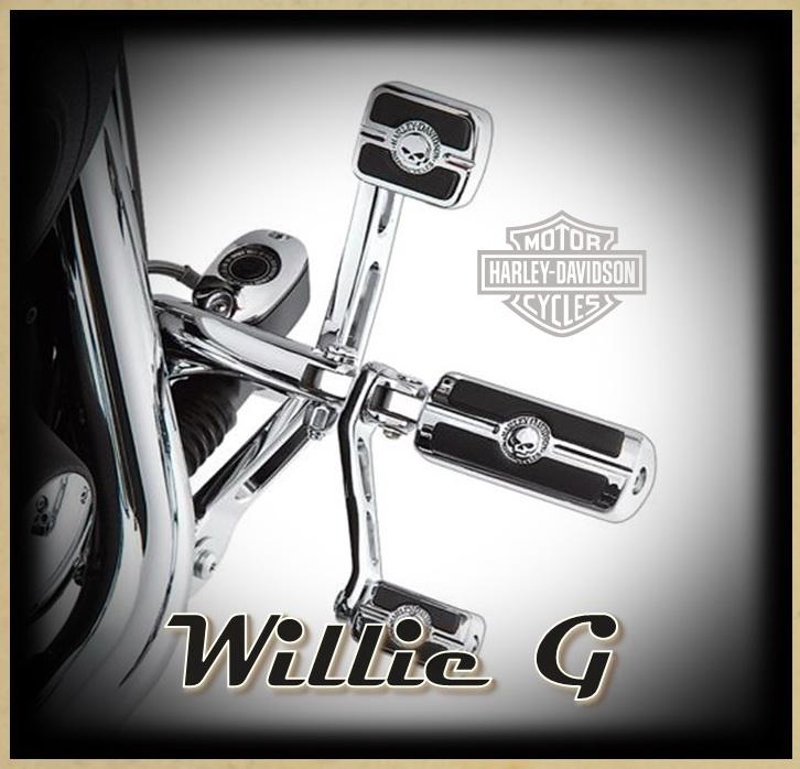 02.2 Коллекция Willie G