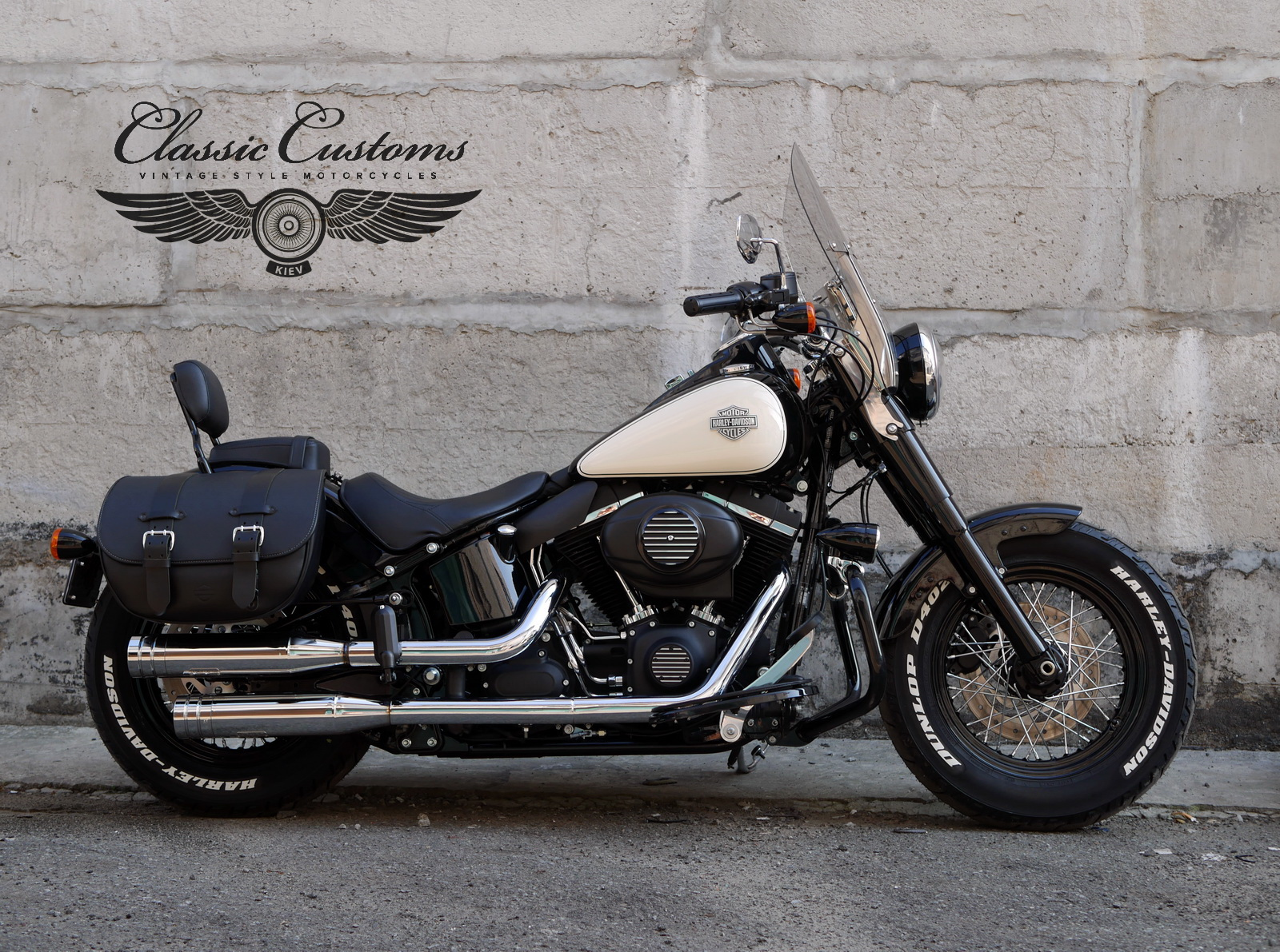 Softail Slim 2011